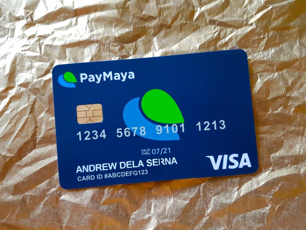 PayMaya Giveaway